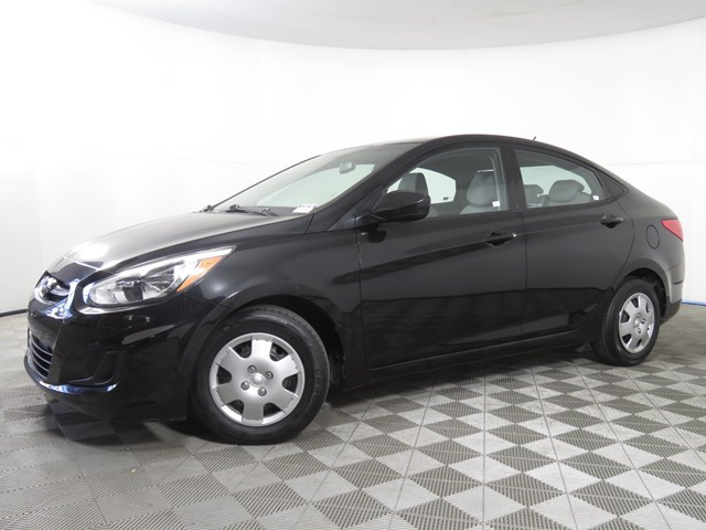 used 2017 Hyundai Accent car, priced at $10,894