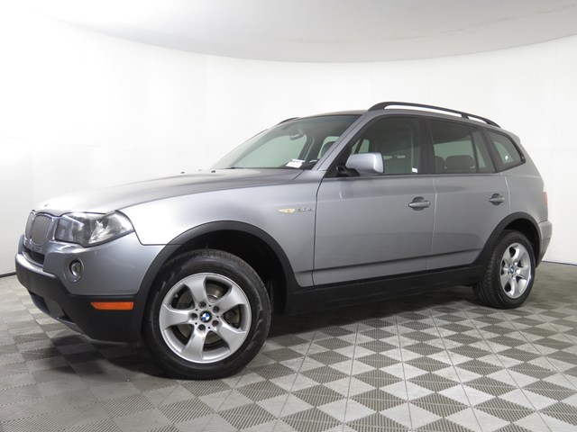 used 2007 BMW X3 car, priced at $7,058
