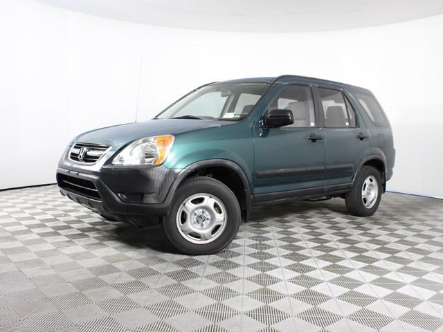 used 2002 Honda CR-V car, priced at $6,900