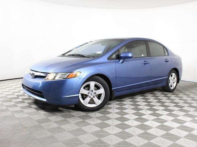 used 2008 Honda Civic car, priced at $8,900