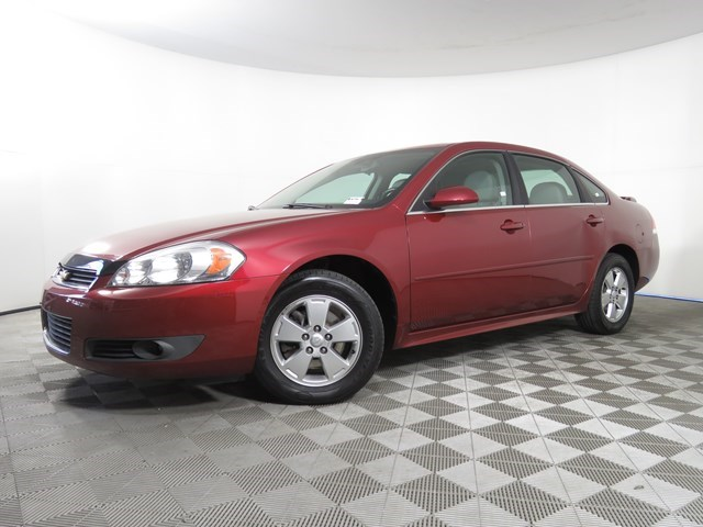 used 2011 Chevrolet Impala car, priced at $8,602