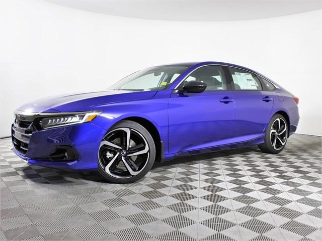 new 2021 Honda Accord Sedan car, priced at $30,070