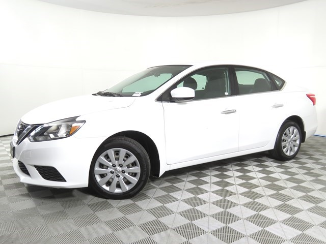 used 2017 Nissan Sentra car, priced at $15,669