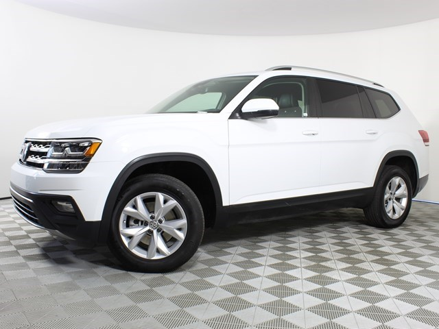 used 2018 Volkswagen Atlas car, priced at $25,995
