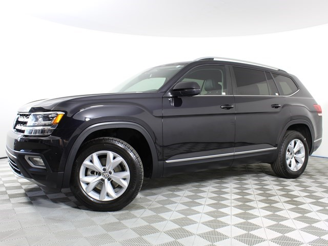 used 2018 Volkswagen Atlas car, priced at $27,995