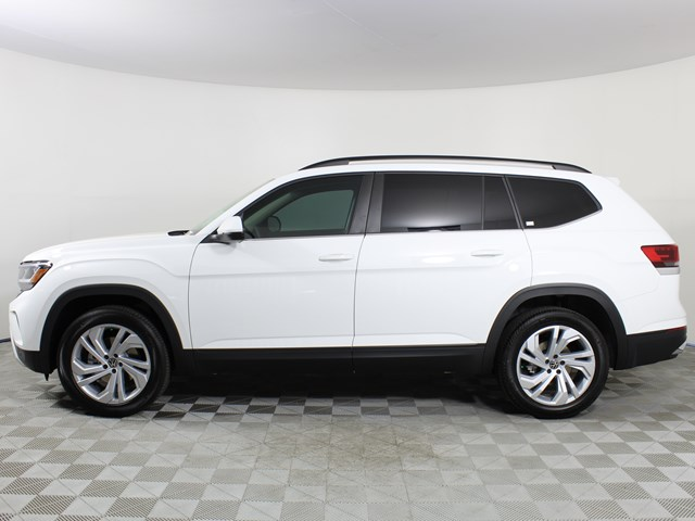 new 2021 Volkswagen Atlas car, priced at $43,744