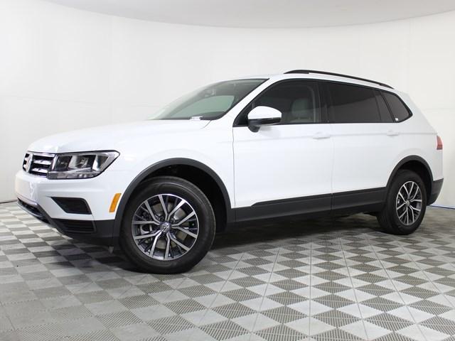 new 2021 Volkswagen Tiguan car, priced at $26,955