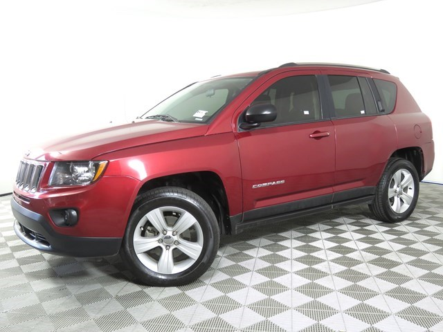 used 2014 Jeep Compass car, priced at $14,500