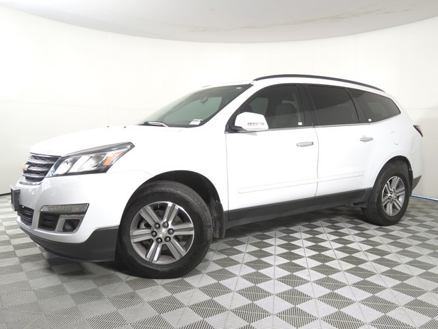 used 2017 Chevrolet Traverse car, priced at $23,503