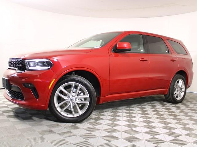 used 2021 Dodge Durango car, priced at $42,995