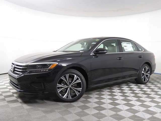 new 2022 Volkswagen Passat car, priced at $28,854